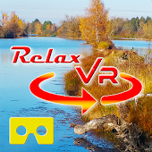 Relax VR Sunset at the Lake VR