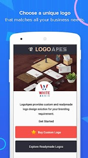 Logo Apes-Complete Logo App Design Studio For You - náhled