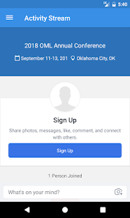 2018 OML Annual Conference - náhled