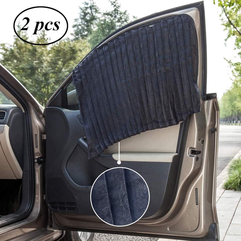 Zatooto Car Side Window Curtains