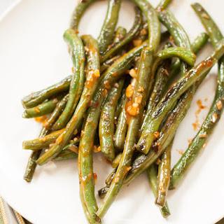 Spicy Garlic Green Beans.