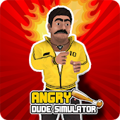 Angry Dude Simulator Android APK Download Free By Zuuks Games