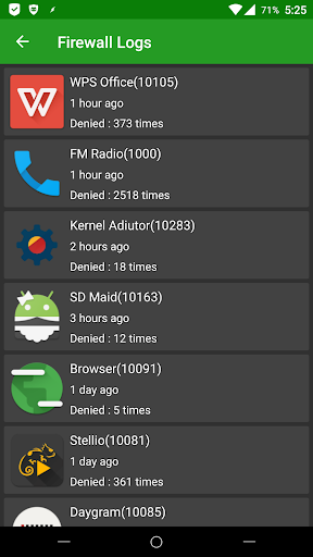 AFWall+ (Android Firewall +) Donate v2.9.5 (Unlocked)