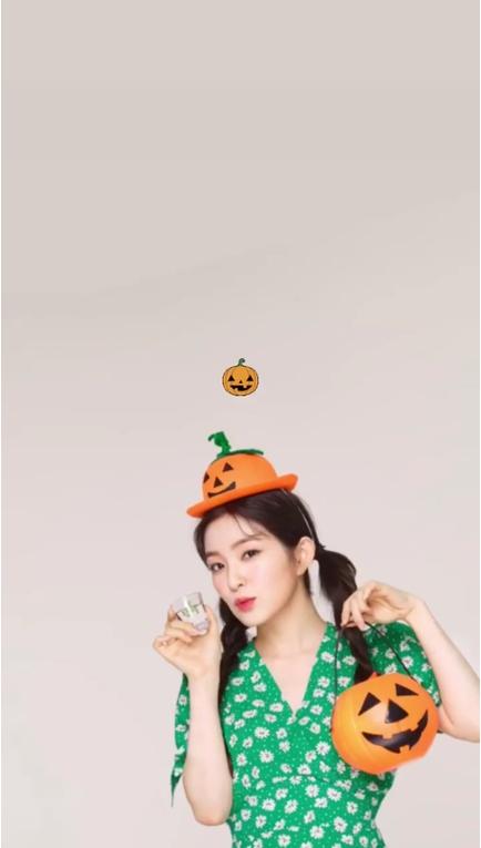 Irene-Jack-O-Lantern