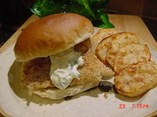Fish Sandwiches Recipe