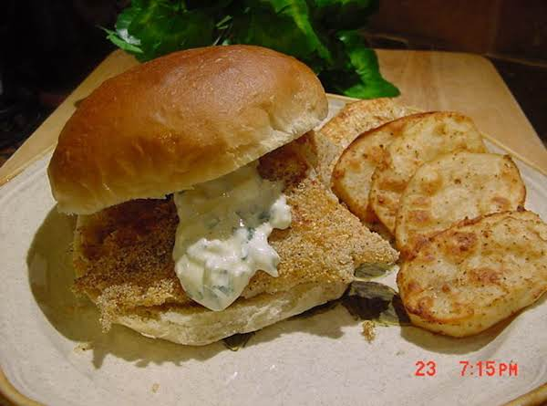 Bonnie's Fish Sandwiches