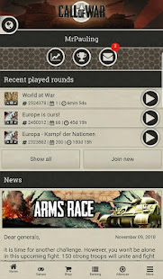 Download Full Call of War - WW2 Strategy Game 0.51 APK