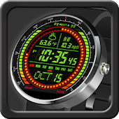 F02 WatchFace for Moto 360