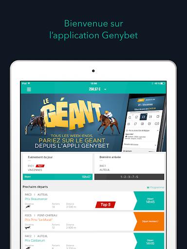 Genybet – Paris hippiques et sportifs screenshot 10