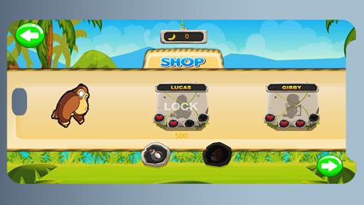Super Monkey Run: Jungle Adventure Game 3.1 screenshots 4