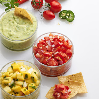 Salsa Recipes for Guilt-Free Snacking