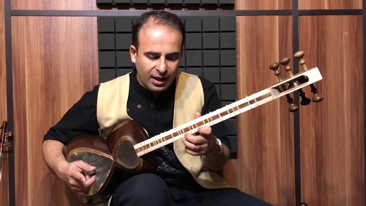 دوش دوش علیاکبر شیدا آواز افشاری نیما فریدونی تار