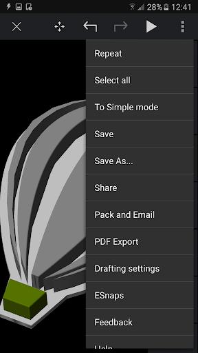 CorelCAD Mobile 18.0.194 screenshots 7