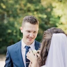 Wedding photographer Alena Yarmolik (Leanahubar). Photo of 17.01.2018