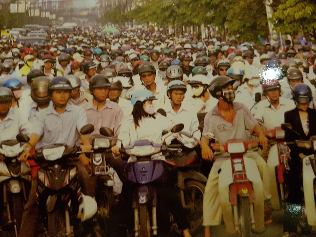 Severní Vietnam na kole