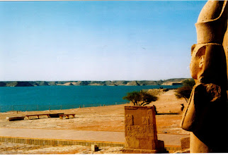 Photo: Lac Nasser