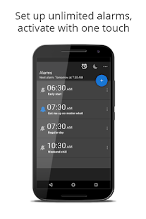 Music Alarm Clock Sleep Timer DLNA/WiFi/Bluetooth Screenshot