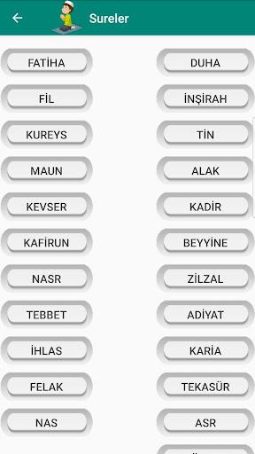 Easy Surah Memorize screenshot 3