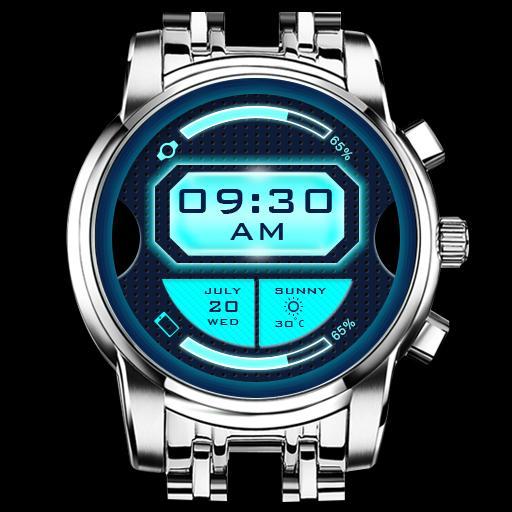Timemachine Watchface