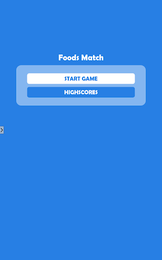 Food Match Cute Game