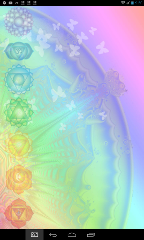 Isochronic Chakra Sound- screenshot