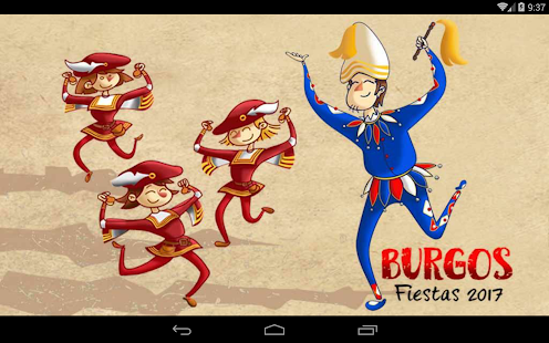 Fiestas Sampedros Burgos- screenshot thumbnail