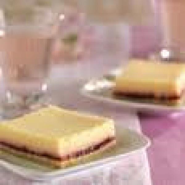 Splenda Lemon Raspberry Bars Recipe