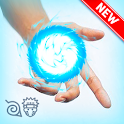 Rasengan Camera - Jutsu Photo Editor icon