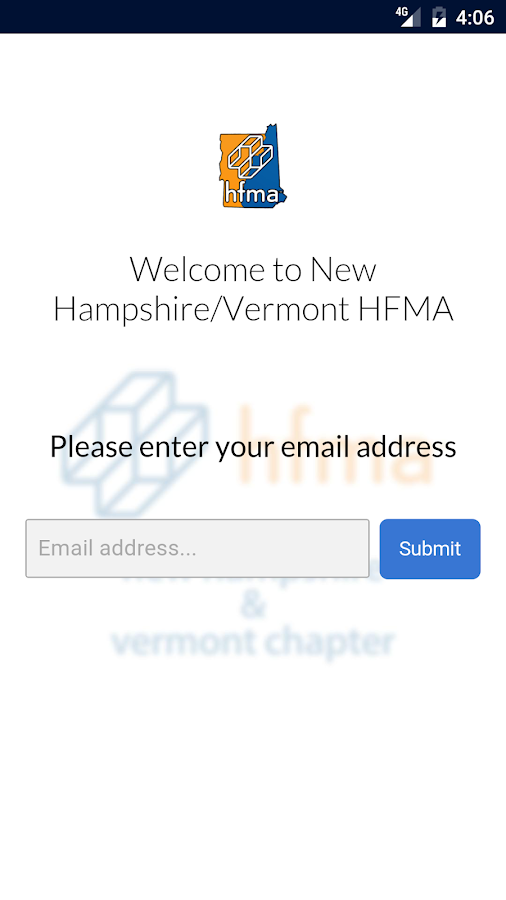 New Hampshire / Vermont HFMA- screenshot