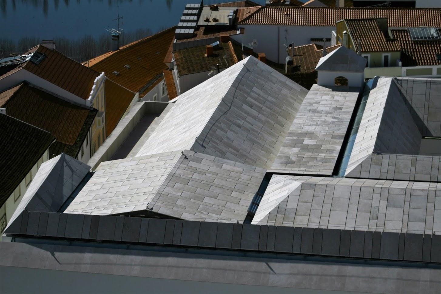 Casa da Jurisprudência - Coimbra - Aires Mateus - Foto Jorge Paulo Correia