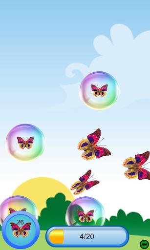 無料娱乐Appのバブルバタフライポッピング|HotApp4Game