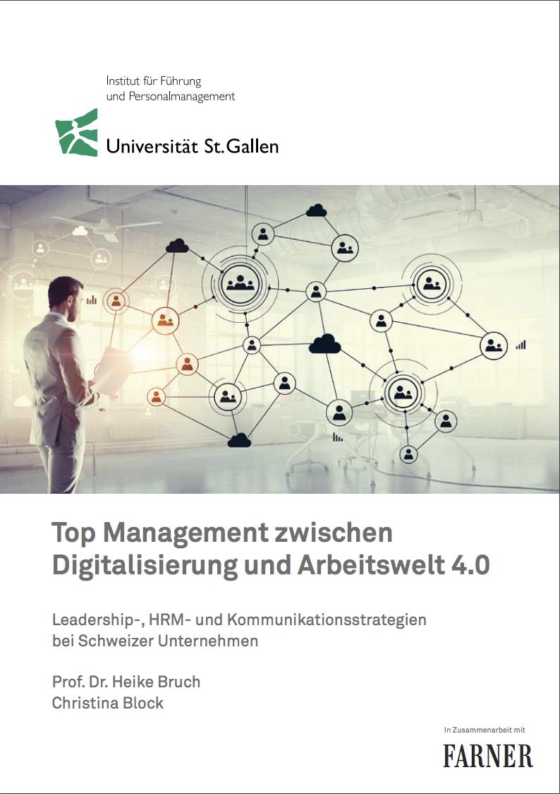 Studie Digitalisierung und Arbeitswelt