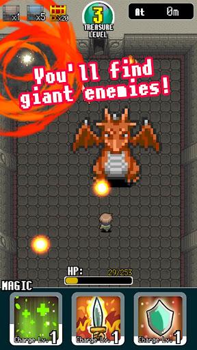 Pixel Dungeon Hero  captures d'écran 2