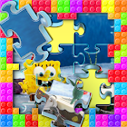 Jigsaw Spongebob Toys Kids icon