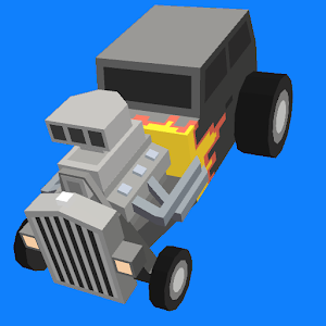 Blocky Road Racer for PC and MAC