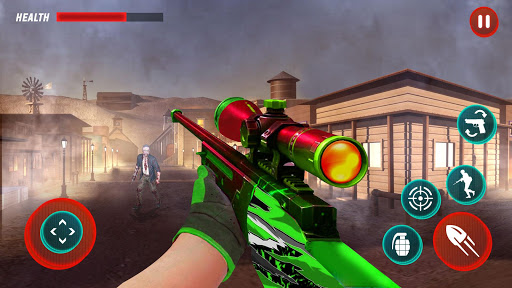 Zombie Survival: Target Zombies Shooting Game 2.0 screenshots 3
