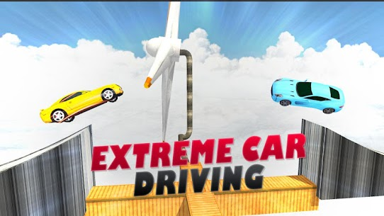 Extreme Car Driving: stunt car games 2020 7