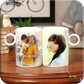 Coffee Mug Multi Photo Frame