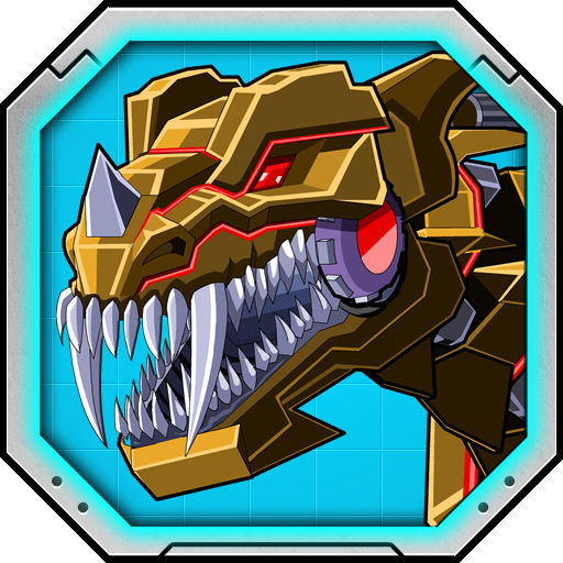 Robot Thunder Dragon - Free Amazing Toy Fight