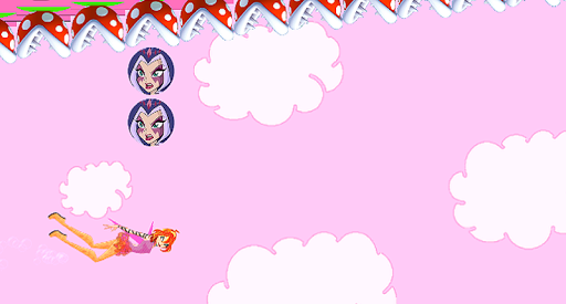 Fairy Flying Game