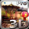 Oriental Garden 3D Pro icon