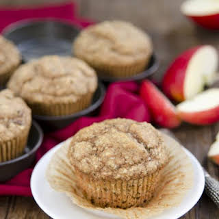 Apple Hemp Muffins.