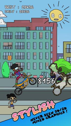 Summer Wheelie 1.1 screenshots 1