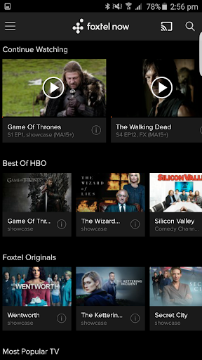 Download Foxtel Now For PC