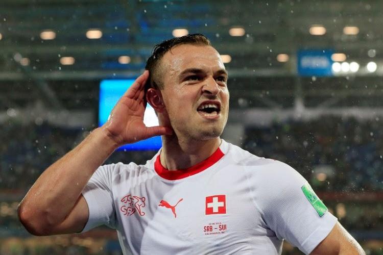 Xherdan Shaqiri en route vers un club du top anglais ?