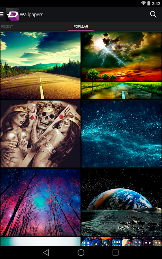 ZEDGE™ Ringtones & Wallpapers- screenshot