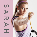 Sarah Fit Official App icon