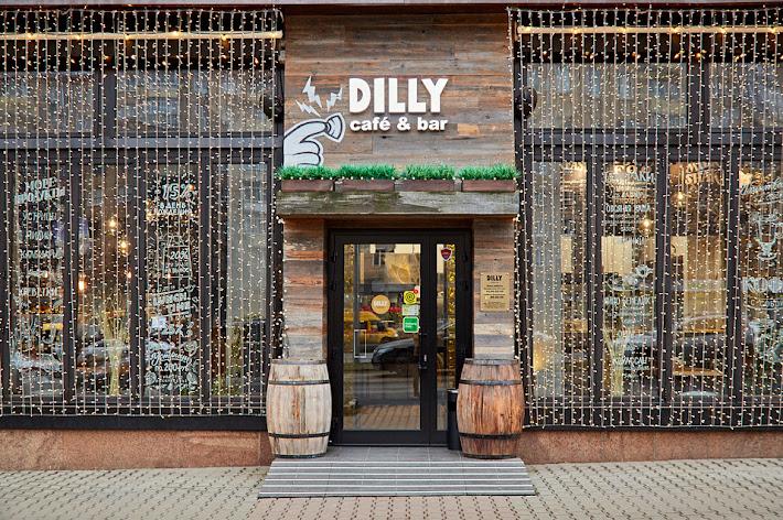 Фото №10 зала Cafe-bar Dilly