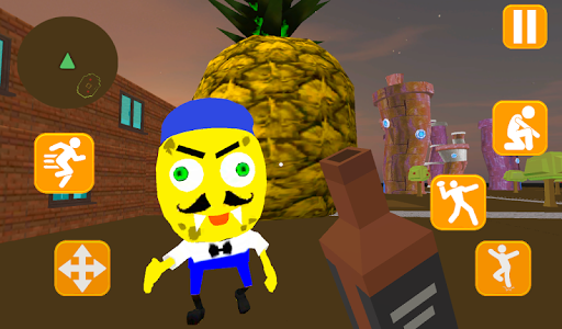 Neighbor Sponge. Scary Secret 3D 1.4 screenshots 8