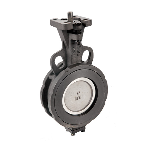 High-performanced butterfly valve
